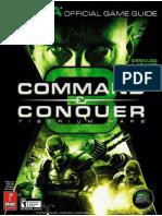 C&C3 - Prima Game Guide