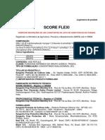 Score Flex i 231117
