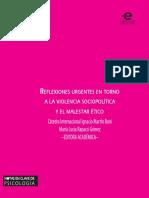 CerritosReflexiones Urgentes en Torno a La Viole
