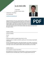 CV Claudio Americo