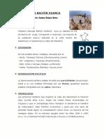 Historia Del Peru y Del Mundo
