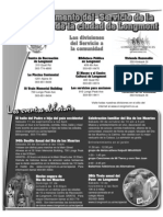 Eventos de la ciudad de Longmont para ontoño 2010