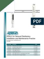 ADTRAN HDSL2 H2TUR