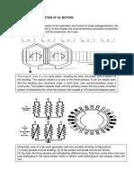 Principles of Operation of Ac Motors