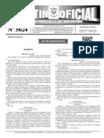 Boletín Oficial 5624