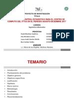 Tec-1 Exposicion Del Proyecto-Definitivo