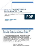 CPR's Proposed Changes in the Reston Master Plan.pptx