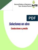 soluciones conducciones a presion