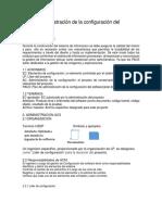 Plan de Administración de La Configuración Del Software