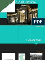 Palacio de Justicia 2017 ARQUITECTURA