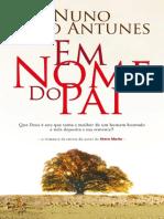Nuno Lobo Antunes - Em Nome do Pai
