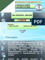 Refrigeracion y Congelacion
