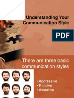 b. Communication Style