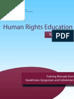 Hr Manual for Teachers