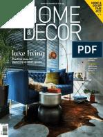 Home & Decor - April 2017 SG