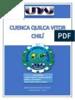 INFORME FINAL Cuenca Quila Vitor Chili