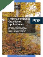 Ecologia I Introduccion, Organismos y Poblaciones