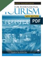 English for International Tourism Intermediate TB New Edition