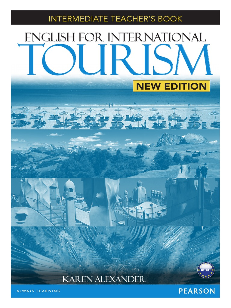English for International Tourism Intermediate TB New Edition ...
