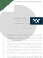 Lenz. r. Tradiciones de Los Araucanos Acerca de Los Terremotos