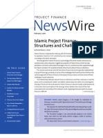 Islamic Project Finance Structure and Challenges February 2010