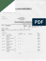 Police Incident Report Pope-Brocato 082410
