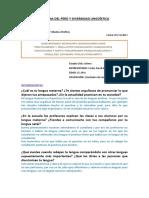 Lenguas Del Perú y Diversidad Lingüística
