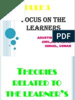 Facilating Learning
