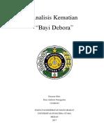 Bayi Debora (Dian Ambarta Nainggolan 151000345)