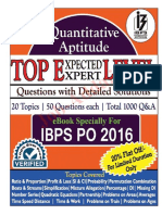 Quantitative Aptitude IBPSGUIDE