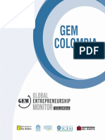 GEM Colombia 2014