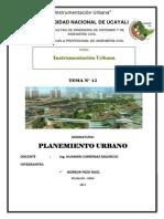 Instrumentación Urbana