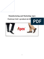 Apex Footwear Final Report