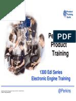 Perkins 1300 Edi Training Course