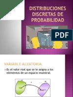 Distribuciones Discretas de Probabilidad