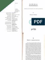 Vattimo El fin de la modernidad.pdf