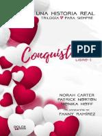 Conquistada (Trilogía Para Siempre 1) - Norah Carter