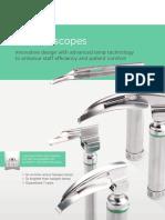 MC13109 Laryngoscope Brochure WR
