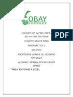 Colegio de Bachilleres Del Estado de Yucatan