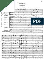 Muffat Concerto No2 Cor Vigilans