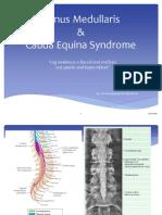 Ortho Conus Medullaris and Cauda Equina Syndrome