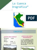 La Cuenca Hidrográfica.pptx