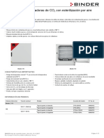 Data Sheet Model C 170 Es