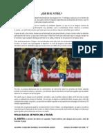 Que Es El FutbolFFFF