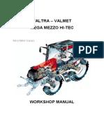 Sm--Valtra Tractors Valmet Series Service Repair Manual