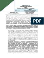 Tarea 002 Exposición de Motivos Código Civil Panameño Pedro Sánchez