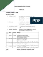 FPM_Curriculam