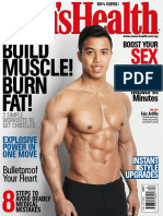 Men Health Malaysia - April 2017