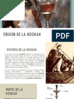Origen e Historia de La Hookah