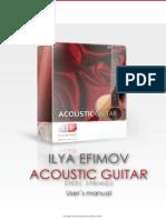 Ilya Efimov Acoustic Guitar_Manual.pdf